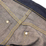 Fullcount 1921 Natural Indigo (Slim Straight) - Okayama Denim Jeans - Selvedge