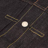 Fullcount 15.5oz. Type 1 Selvedge Denim Jacket