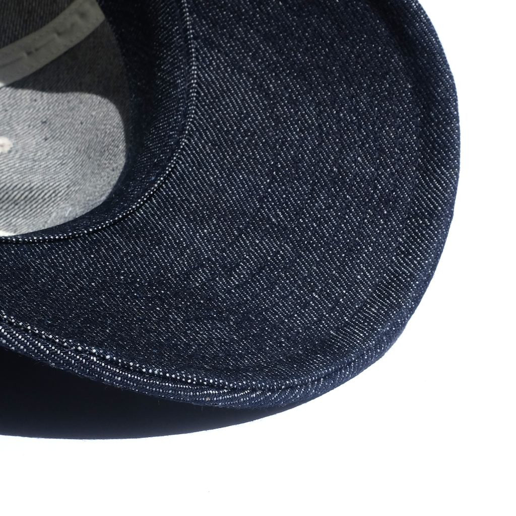 Fullcount Denim Baseball Cap