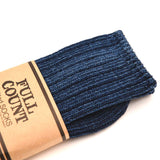 Fullcount Indigo Dyed Socks