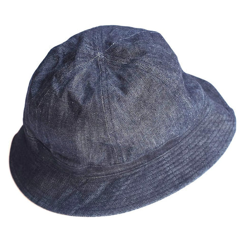 Fullcount U.S. Army Denim Hat - Okayama Denim Accessories - Selvedge
