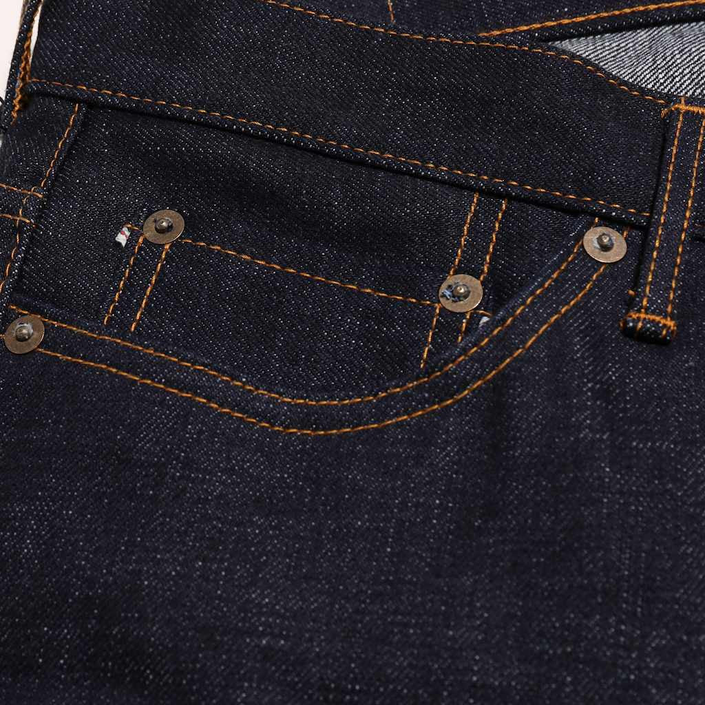 Japan Blue JB04S01 Pocket Stitch (Slim Tapered)
