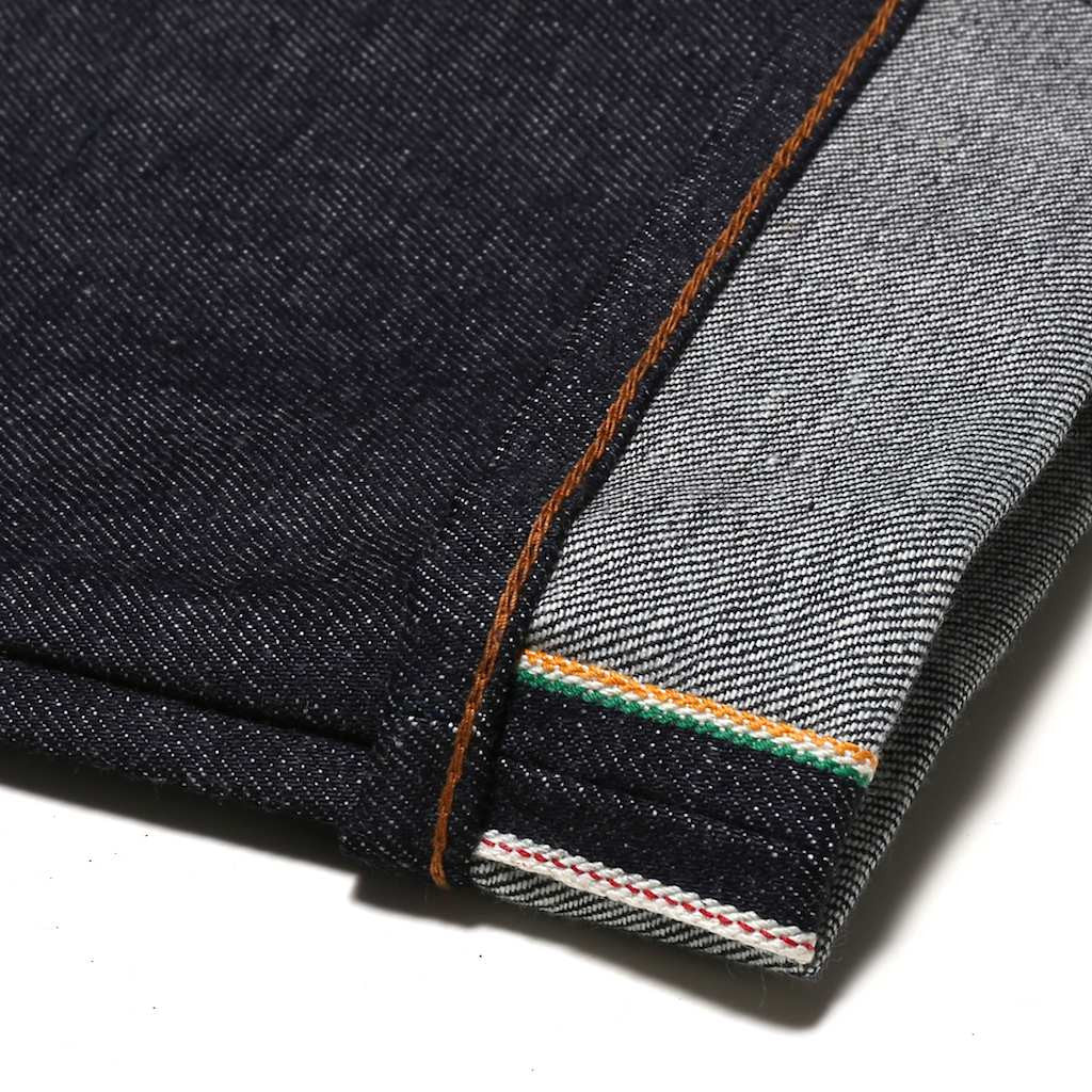 Japan Blue JBCD0563 Cote D'Ivoire (Regular Straight) - Okayama Denim Jeans - Selvedge