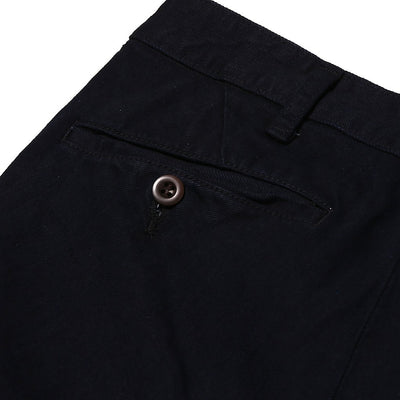Japan Blue Indigo Dyed Pants (Slim Tapered) - Okayama Denim Pants - Selvedge