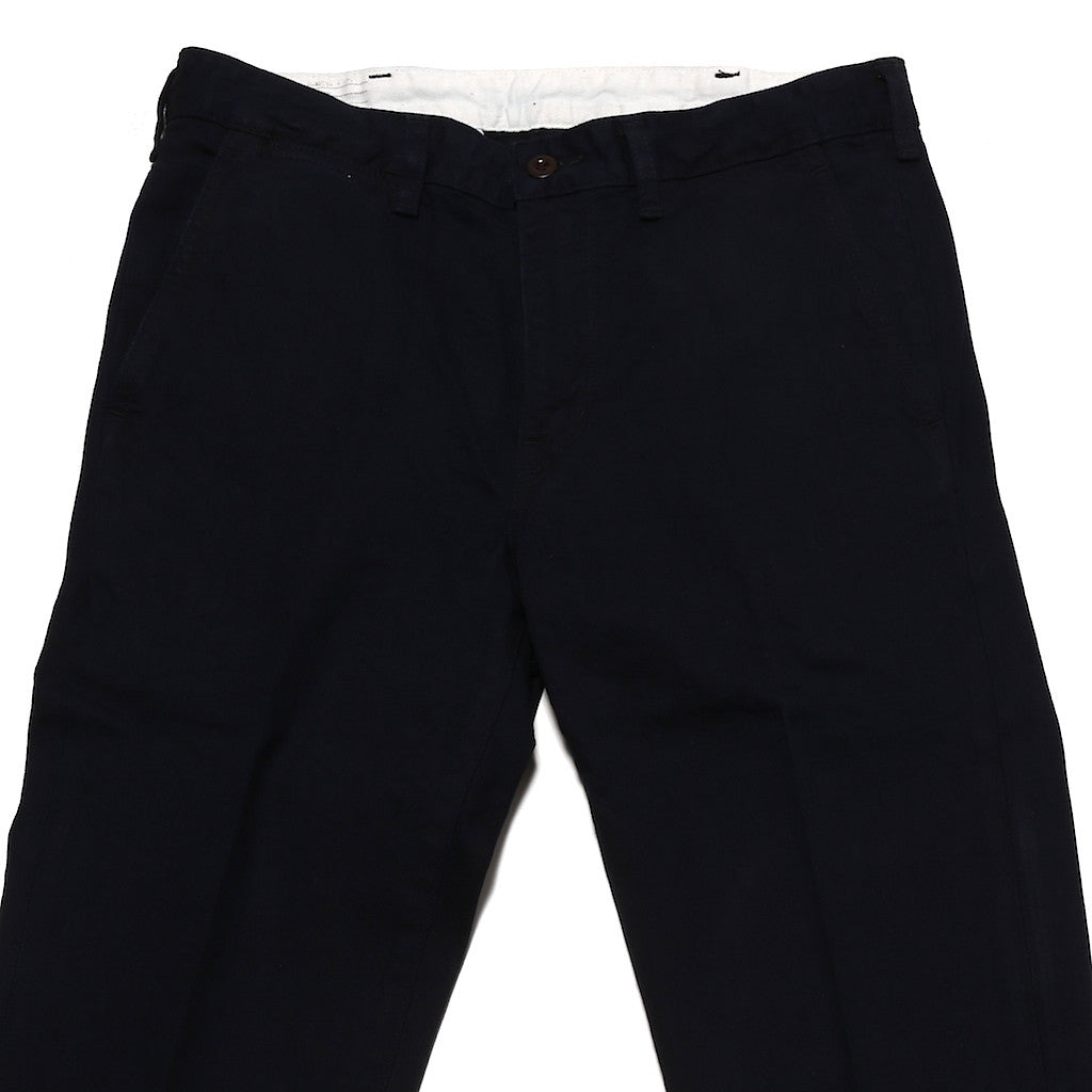 Japan Blue Indigo Dyed Pants (Slim Tapered)