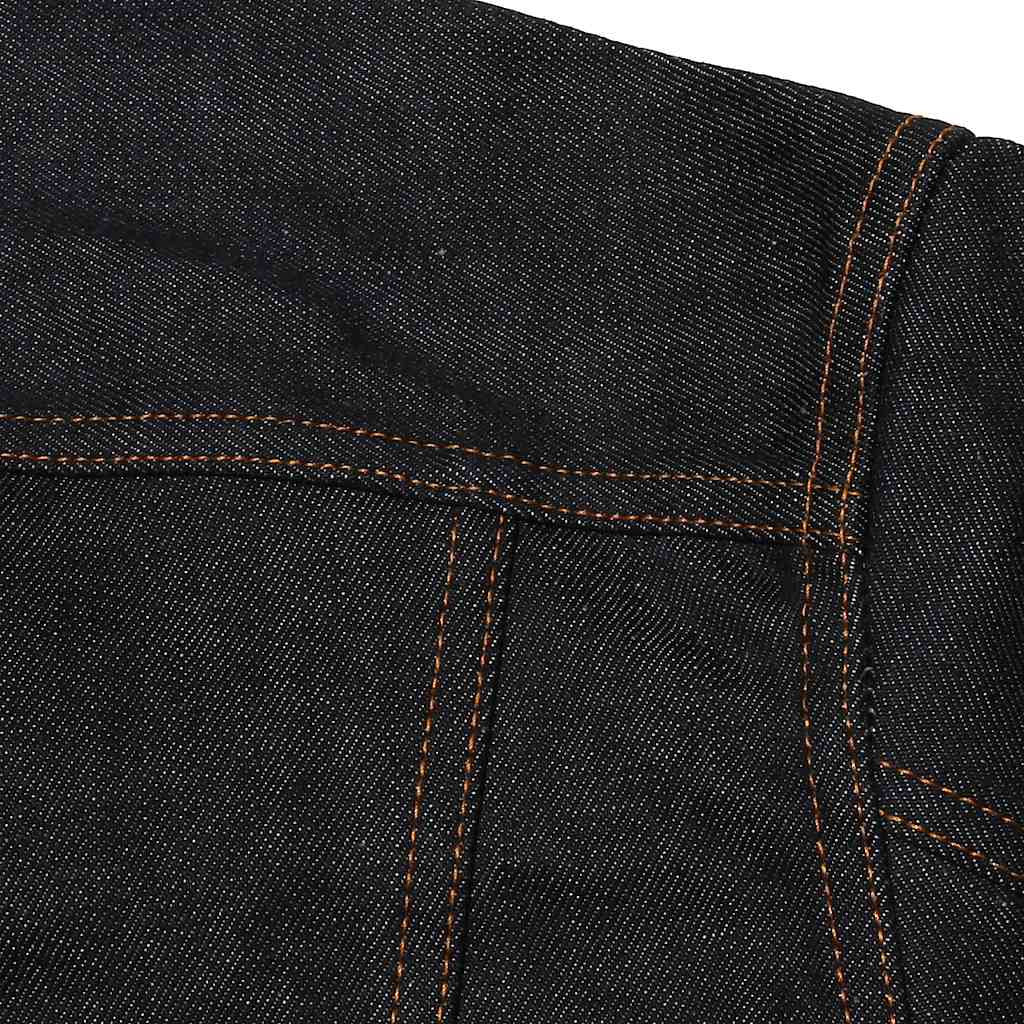 Japan Blue 14oz. Logo Stitch Selvedge Jacket