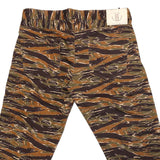 Japan Blue JB2100 Tiger Camo (Slim Tapered)