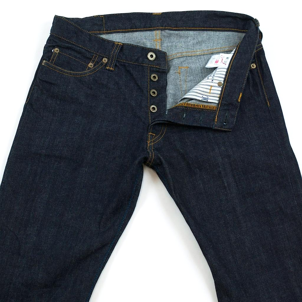 Japan Blue JB0406 (Slim Tapered) - Okayama Denim Jeans - Selvedge