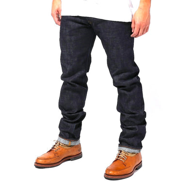 Japan Blue JB0412 (Slim Tapered) - Okayama Denim Jeans - Selvedge