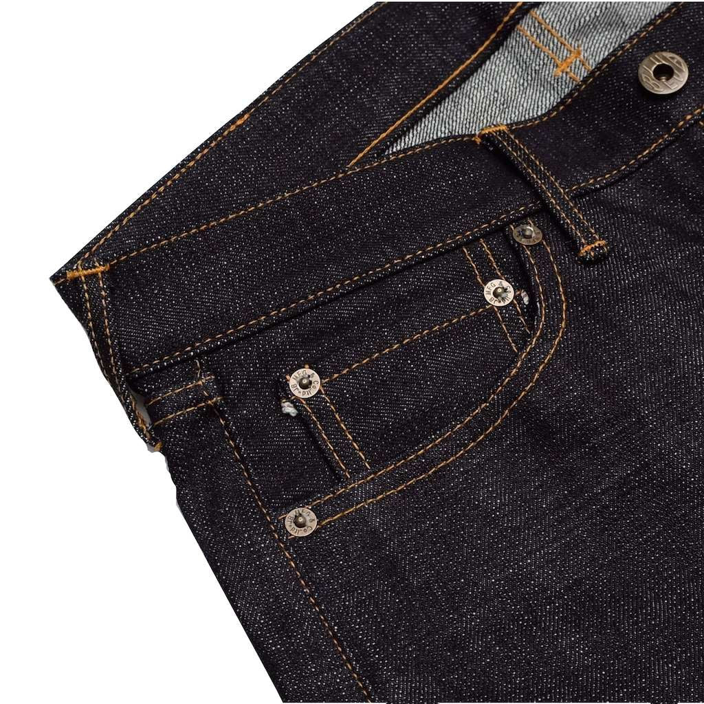 Japan Blue JB05S12 16.5oz. Pocket Stitch (Regular Straight)