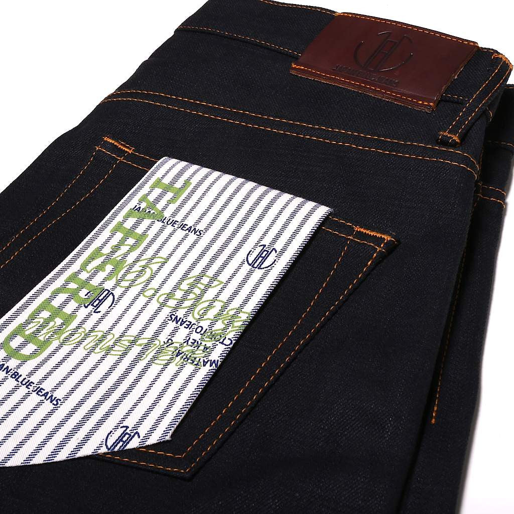 Japan Blue JB0412-ML (Slim Tapered) - Okayama Denim Jeans - Selvedge
