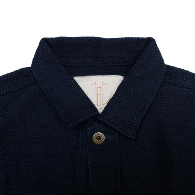 Japan Blue Indigo Sashiko Type 2 Jacket