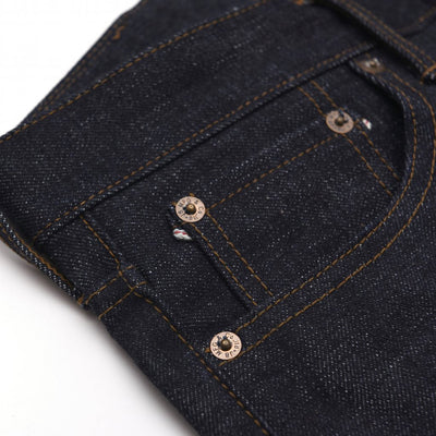 Japan Blue JB0601 (High Tapered) - Okayama Denim Jeans - Selvedge