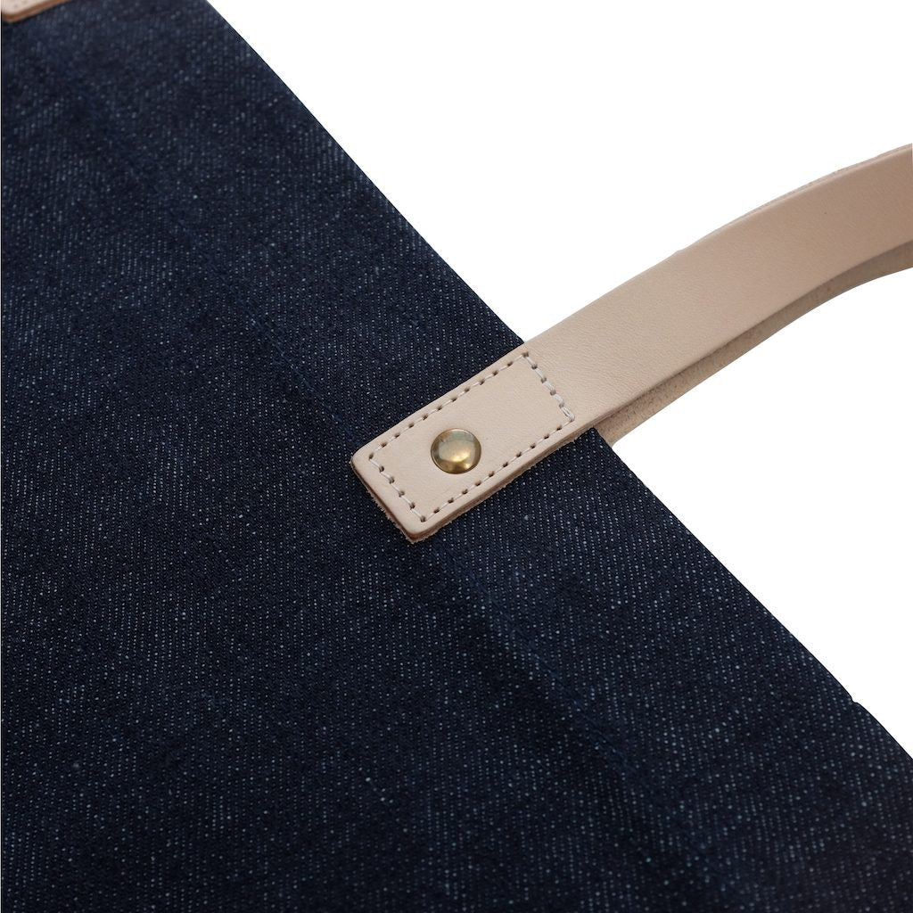 Japan Blue Denim Tote Bag
