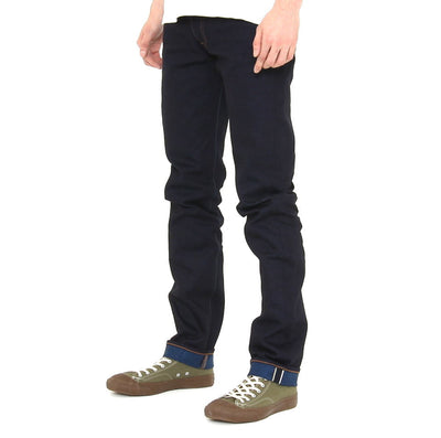 Japan Blue JBCD0463-IDBL Cote D'Ivoire (Slim Tapered) - Okayama Denim Jeans - Selvedge