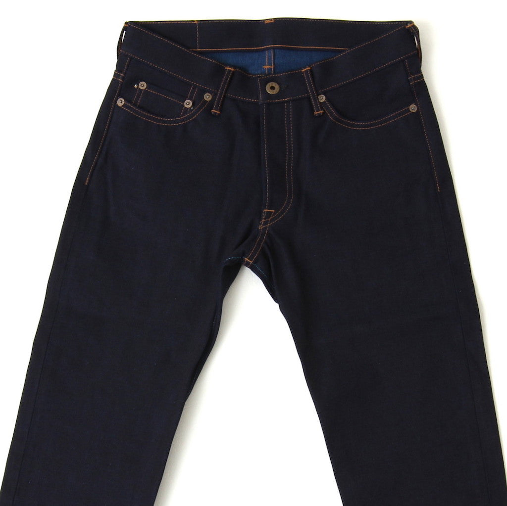 Japan Blue JBCD0463-IDBL Cote D'Ivoire (Slim Tapered)