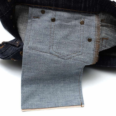 "ODJB006 18oz. ""Snow Slub"" Selvedge Jeans (High Tapered)"