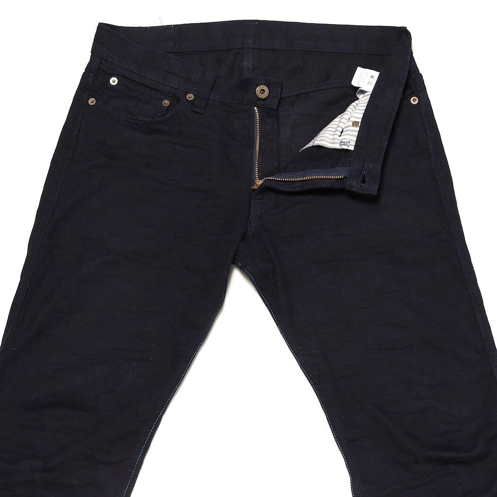 Japan Blue JB0450 Overdye Camo (Slim Tapered)