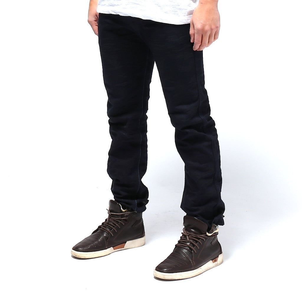 Japan Blue JB0450 Overdye Camo (Slim Tapered) - Okayama Denim Pants - Selvedge