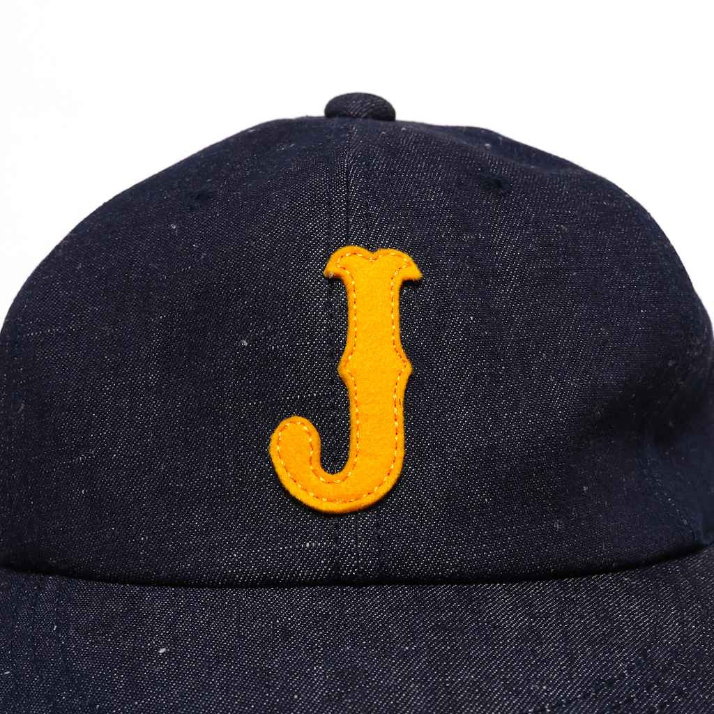 Japan Blue Denim Classic Cap