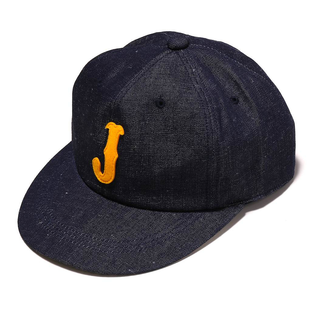 Japan Blue Denim Classic Cap - Okayama Denim Accessories - Selvedge