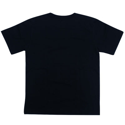 Kamikaze Attack Short Sleeve Logo 08BP T-Shirt - Okayama Denim T-Shirts - Selvedge