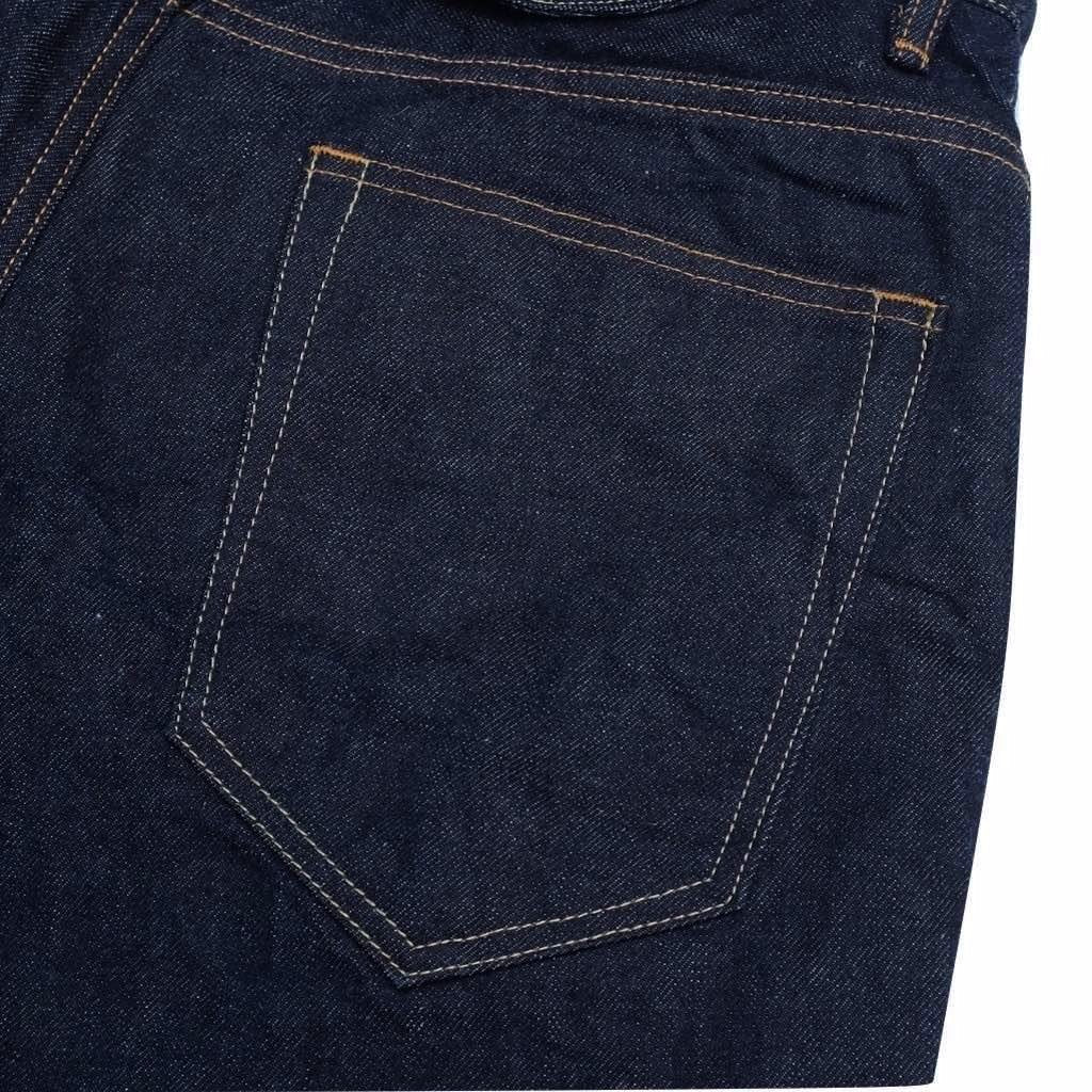 "Kamikaze Attack 12.5oz. ""Fat Selvedge"" Jeans (Slim Tapered) - Okayama Denim Jeans - Selvedge"