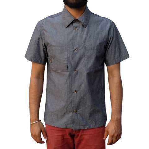 Kamikaze Attack Lightweight Short Sleeve Work Shirt