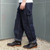 Kamikaze Attack 10.5oz Nep Selvedge Denim Painter Pants