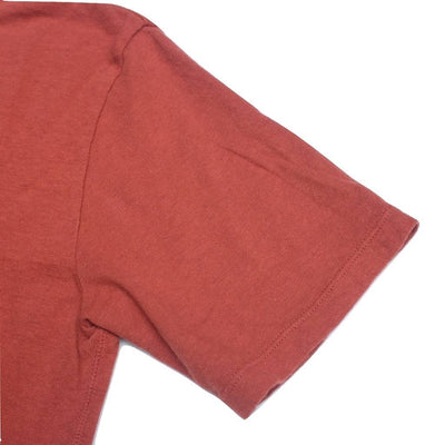 Loop & Weft LRC1038 San Joaquin Cotton Pocket Tee (Burnt Orange)