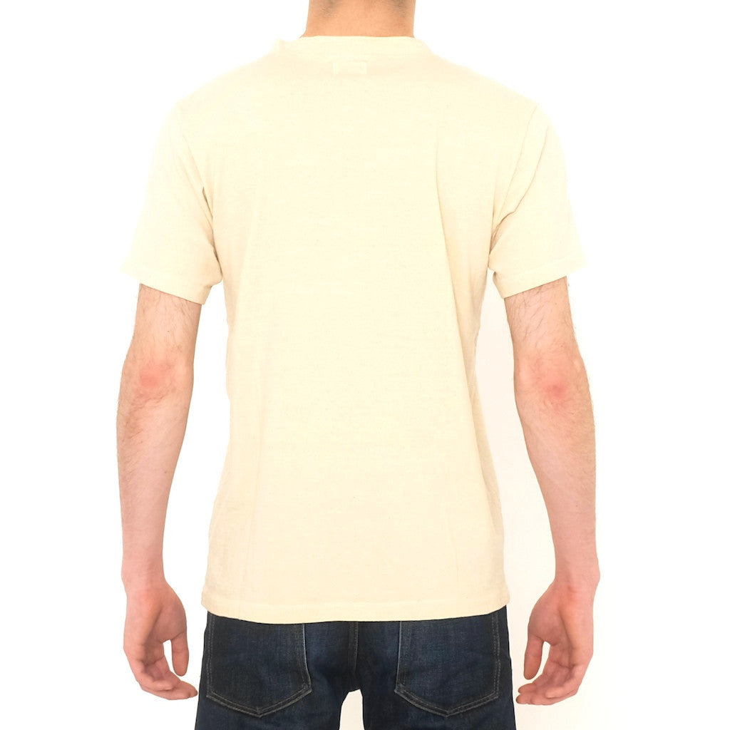 Loop & Weft Egyptian Nile Cotton Henley