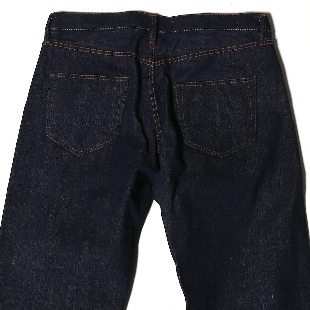 FDMTL MG00K Original Kibata Denim (Classic Straight)