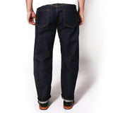 FDMTL MG00K Original Kibata Denim (Classic Straight) - Okayama Denim Jeans - Selvedge