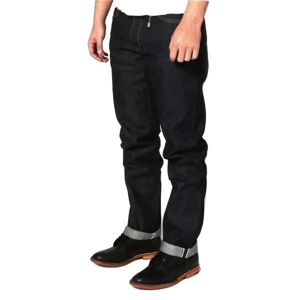 FDMTL MT00 Trace Denim (Slim Straight)