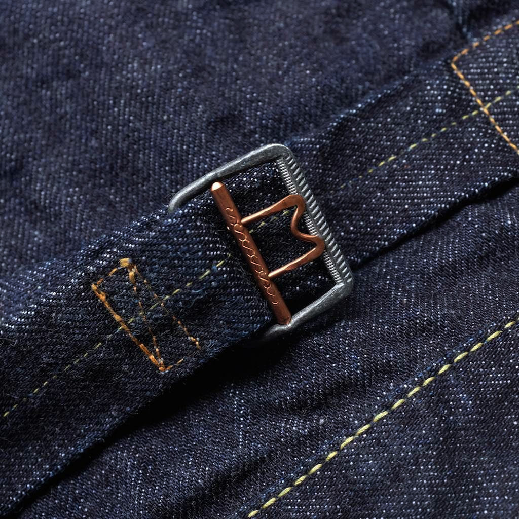 Momotaro 1105SP 15.7oz. Type 1 Selvedge Denim Jacket