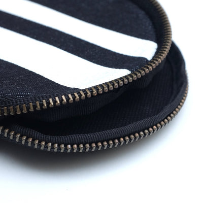 Momotaro Denim Coin Case