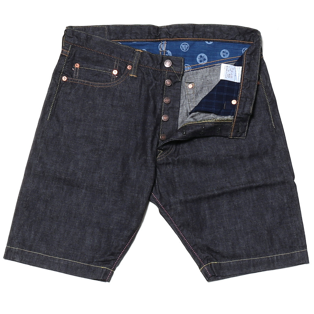 Momotaro Copper Label 10oz. Selvedge Shorts H0205C