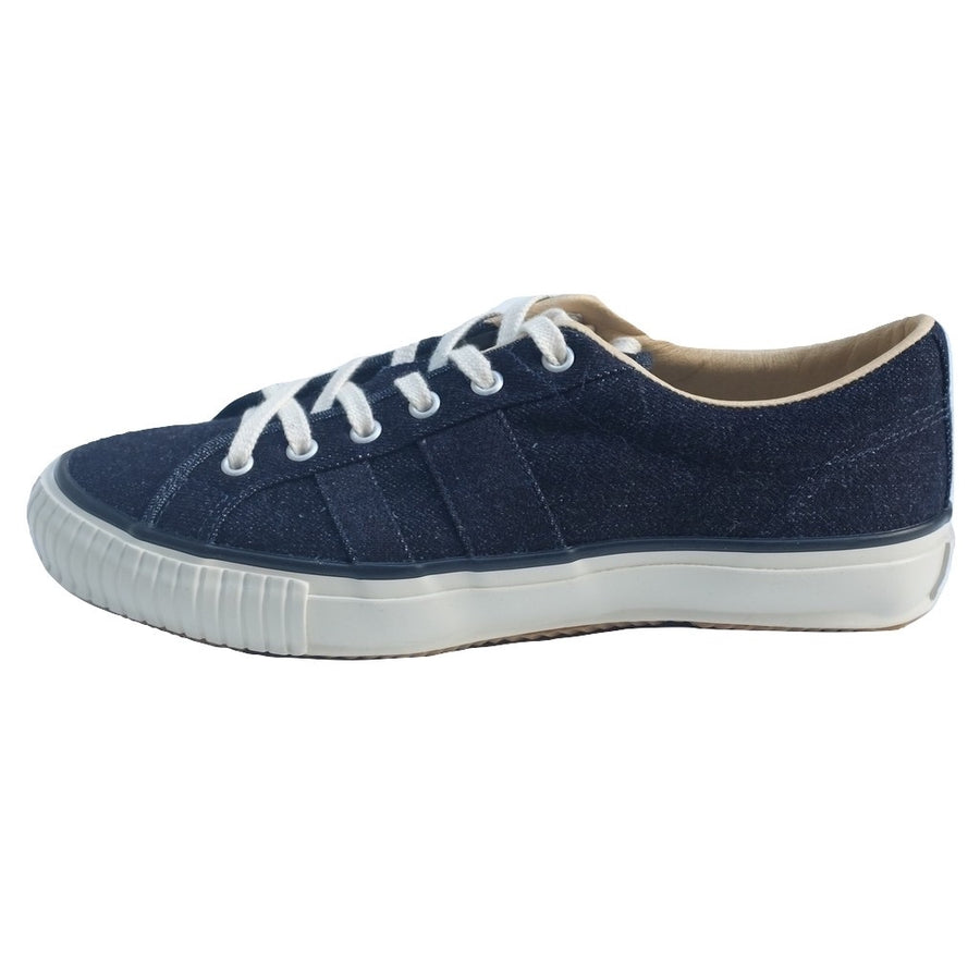 Momotaro GTB Denim Vulcanized Sneakers