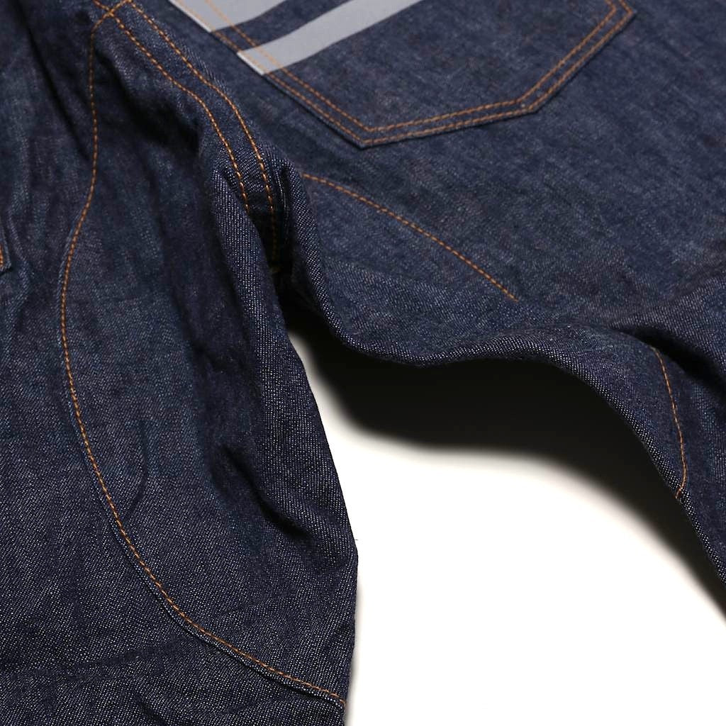 Momotaro P122RP Five Pocket Selvedge Shorts