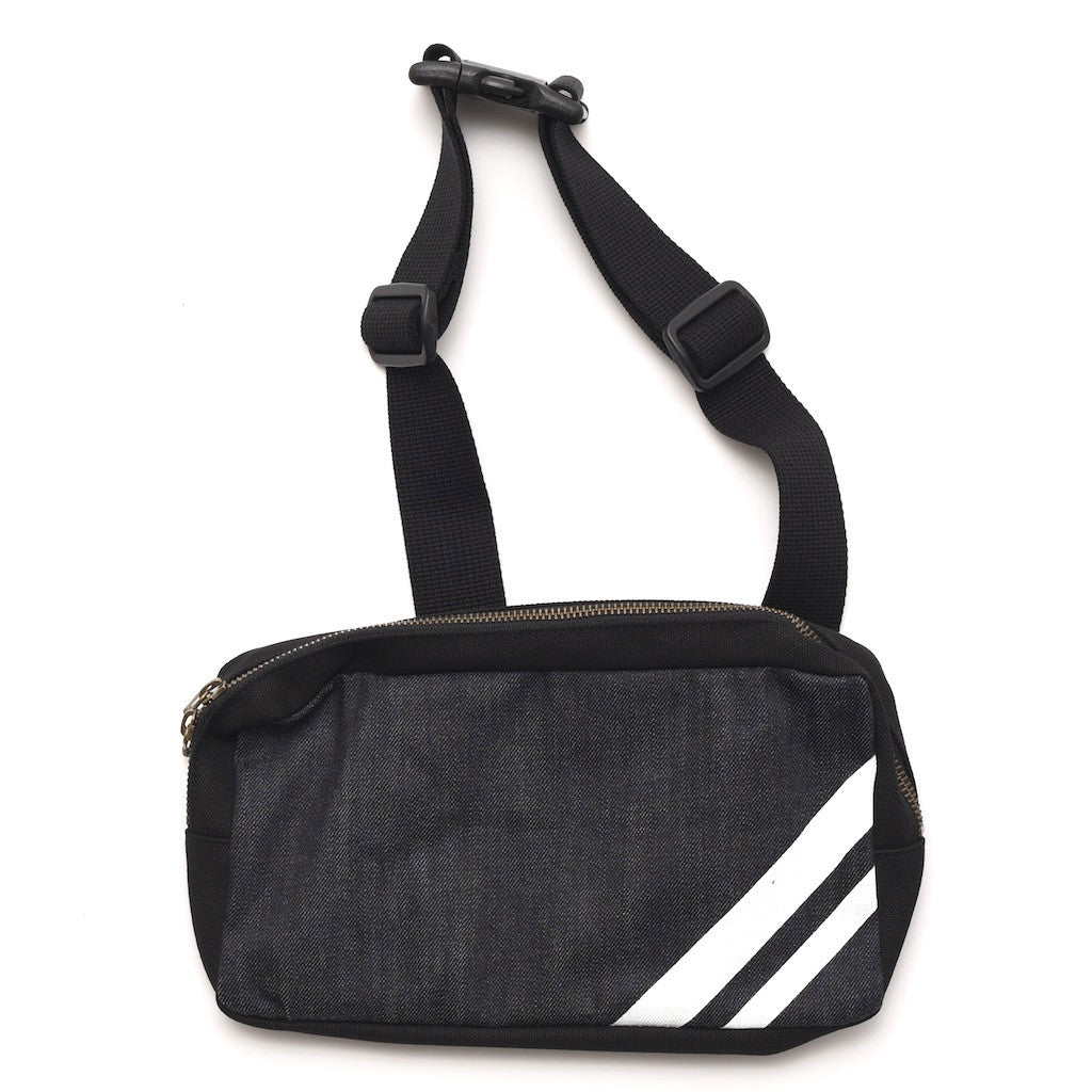 Momotaro B-12 GTB Denim Shoulder Bag