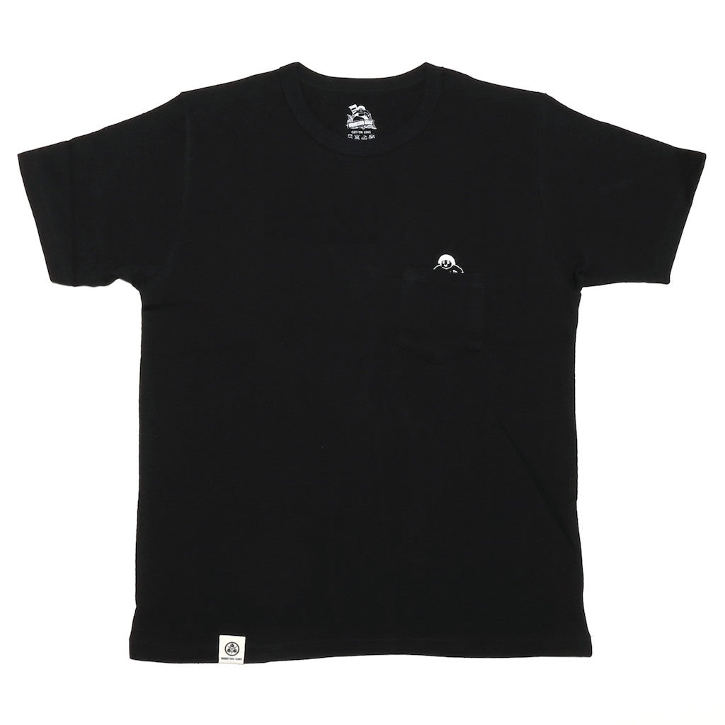 Momotaro Peach Boy Pocket Tee