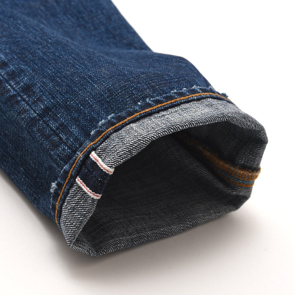 OD+JB 16.5oz. Distressed Selvedge