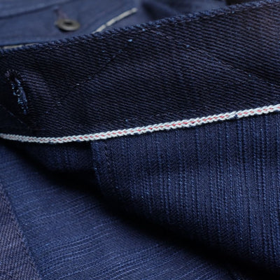 "ODJB008 18oz. ""Midnight Slub"" Type 3 Selvedge Denim Jacket - Okayama Denim Jacket - Selvedge"