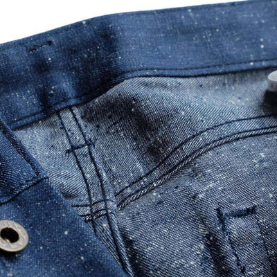 "ODJB016 10oz. ""Dog Days"" Nep Selvedge Jeans (High Tapered) - Okayama Denim Jeans - Selvedge"