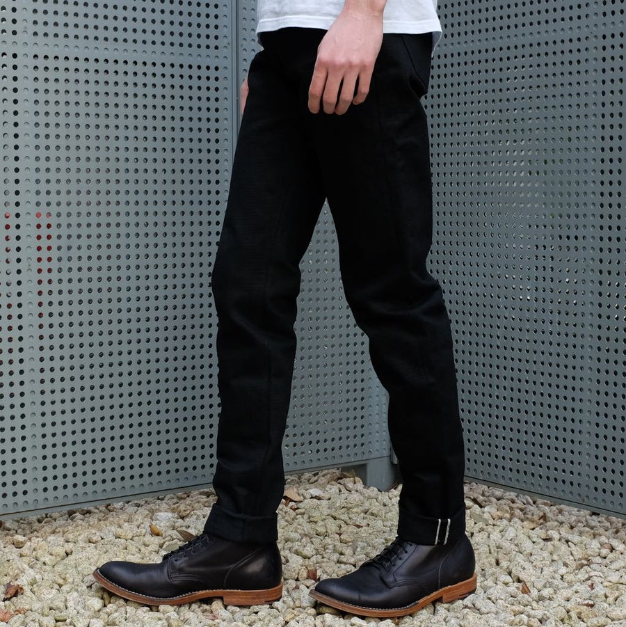 "ODJB011 18oz. ""Blackout 3.0"" Selvedge Jeans (High Tapered)"