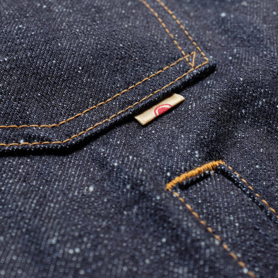 "OD+MJ 15.7oz. ""Frost"" Nep Selvedge Jacket"