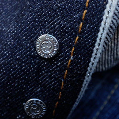 "OD+SJ ""Legacy"" 15oz. Selvedge Jeans (Comfort Tapered)"