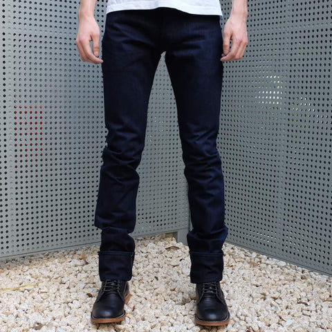 Pure Blue Japan KS-013-WID (Slim Tapered)