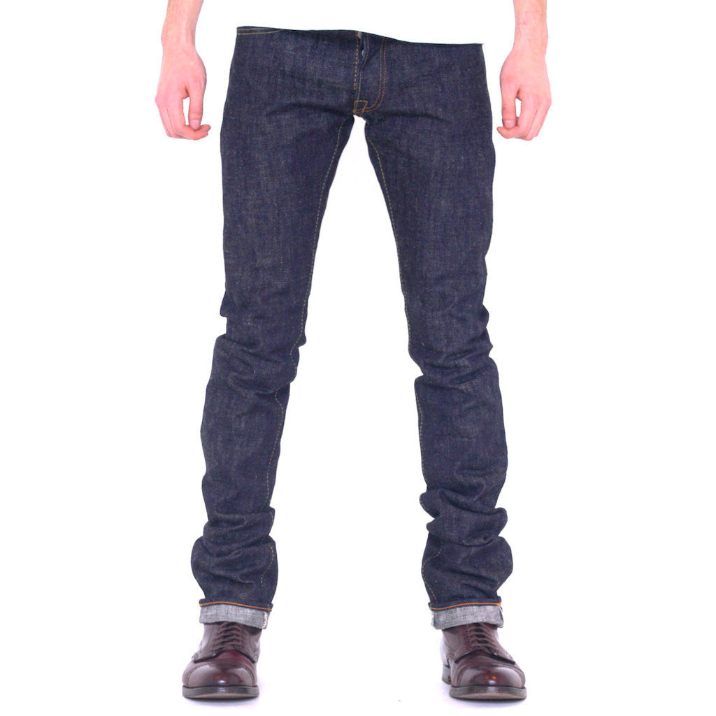 Pure Blue Japan XX-18oz-013 (Slim Tapered)