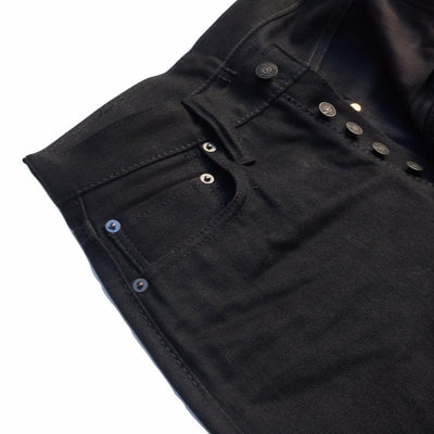 Pure Blue Japan XX-019-BB (Relaxed Tapered) - Okayama Denim Jeans - Selvedge
